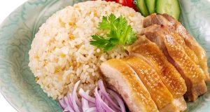 ワールドディッシュ_海南鶏飯